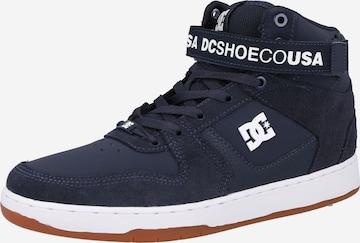 Sneaker alta 'PENSFORD' di DC Shoes in blu