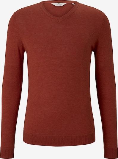 TOM TAILOR Pullover in kastanienbraun, Produktansicht
