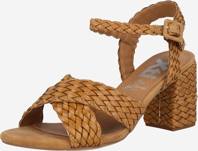 Sandale cu baretă Xti pe maro, Vizualizare produs