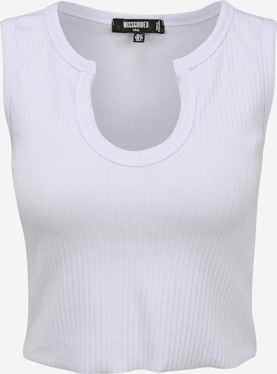 Missguided Tall Top u bijela, Pregled proizvoda