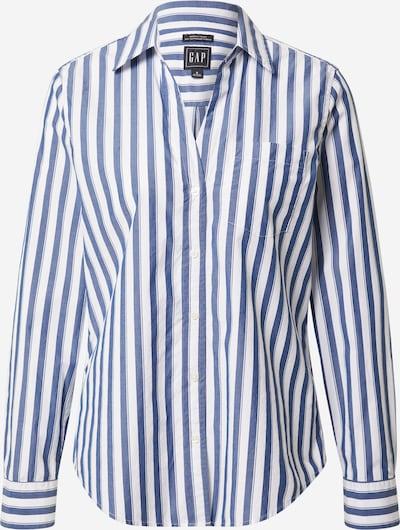 GAP Shirt 'Perfect' in blau / weiß, Produktansicht