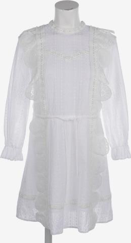Maje Kleid in XXS in Weiß