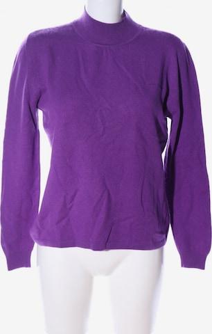 ESISTO Sweater & Cardigan in XL in Purple