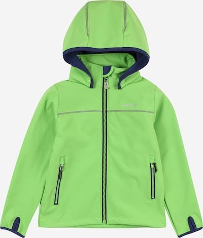 Kamik Softshelljacke 'JARVIS' in grün, Produktansicht