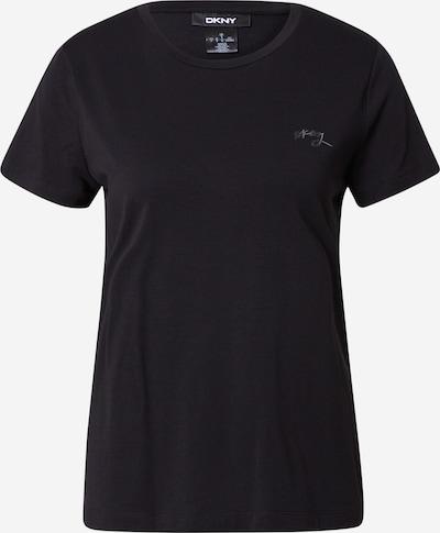 Tricou DKNY pe negru, Vizualizare produs