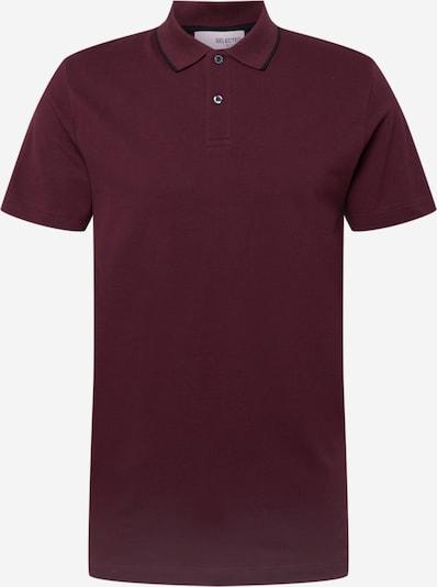 SELECTED HOMME Shirt 'MILLER' in weinrot, Produktansicht