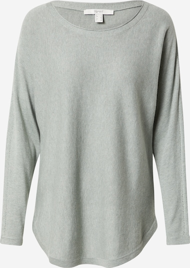 ESPRIT Sweater in Pastel green: Frontal view