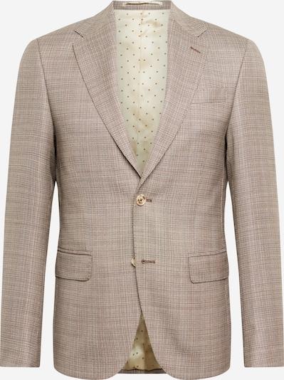 SAND COPENHAGEN Veste de costume 'Star Napoli' en beige / bleu clair / blanc, Vue avec produit