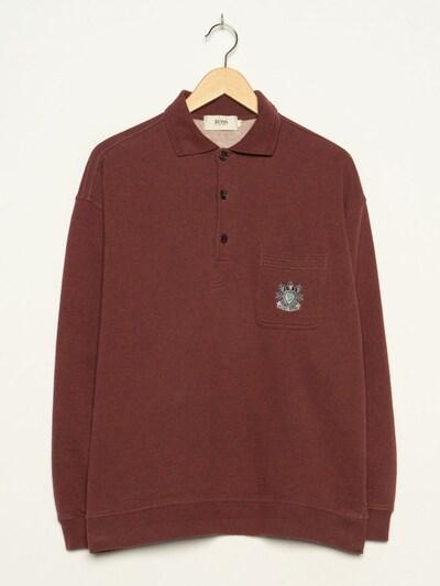 HUGO BOSS Pullover in XL in rubinrot, Produktansicht