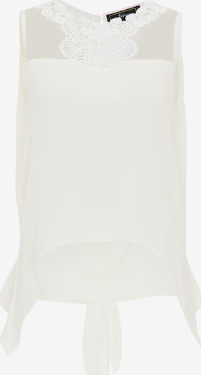 faina Top in weiß, Produktansicht