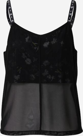 Calvin Klein Jeans Haut en noir, Vue avec produit