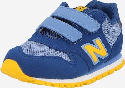 Sneaker new balance pe albastru / galben, Vizualizare produs