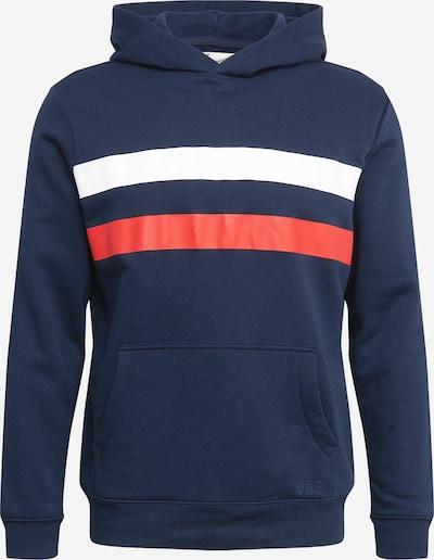 GAP Sweatshirt in de kleur Navy / Rood / Wit, Productweergave