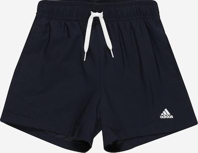 ADIDAS PERFORMANCE Sporthose 'CHELSEA' in schwarz / weiß, Produktansicht