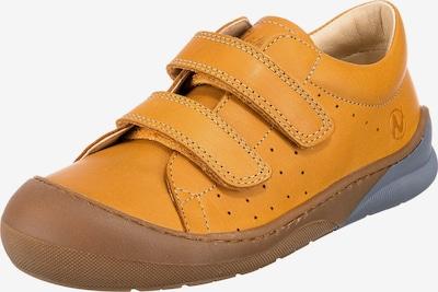 NATURINO Schuh in dunkelgelb, Produktansicht