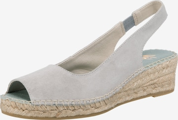 Vidorreta Sandale in Grau