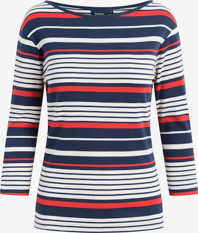 Sea Ranch Shirt in blau / rot / weiß, Produktansicht