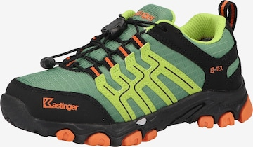 Chaussure basse Kastinger en vert