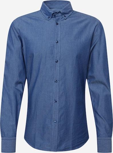 Camicia 'Mabsoot' BOSS Casual di colore blu denim / blu scuro, Visualizzazione prodotti
