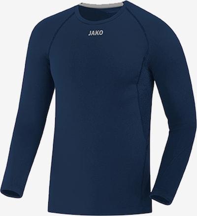 JAKO Unterhemd in blau / weiß, Produktansicht