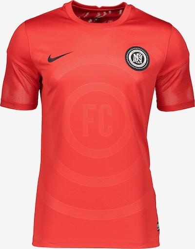 NIKE T-Shirt in rot, Produktansicht