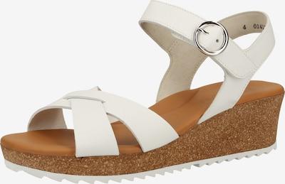 Paul Green Sandale in weiß, Produktansicht