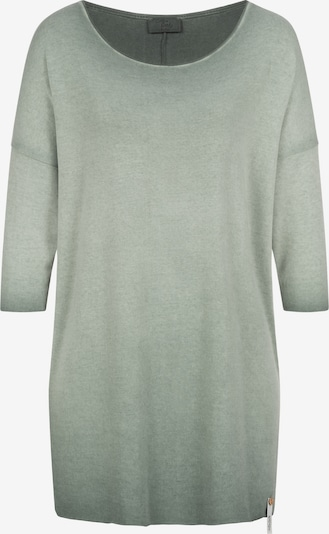 Cotton Candy Longsleeve in oliv, Produktansicht