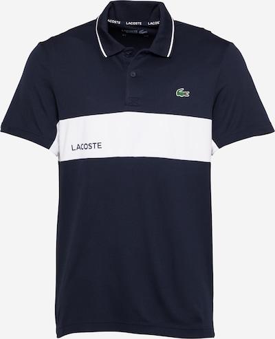 Lacoste Sport Koszulka funkcyjna w kolorze białym, Podgląd produktu