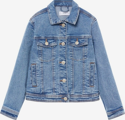 MANGO KIDS Jacke 'Allegra' in blue denim, Produktansicht