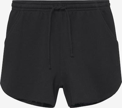 MANGO TEEN COLLECTION Панталон в черно, Преглед на продукта