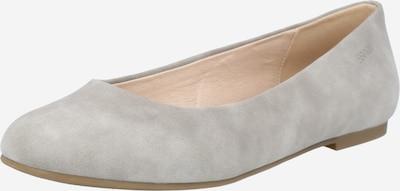 ESPRIT Bailarina 'Valencia' en gris claro, Vista del producto
