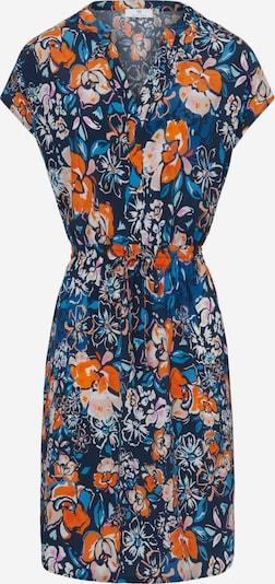 Peter Hahn Abendkleid Kleid in mischfarben: Frontalansicht