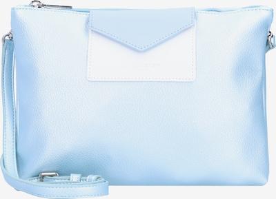 LANCASTER Maya Umhängetasche 26 cm in hellblau, Produktansicht