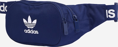 ADIDAS ORIGINALS Fanny Pack in Navy / White, Item view