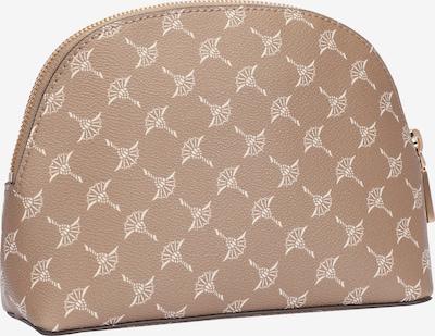 JOOP! Cosmetic Bag in Cream / Light brown, Item view