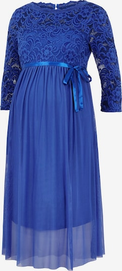 MAMALICIOUS Kleid in royalblau, Produktansicht