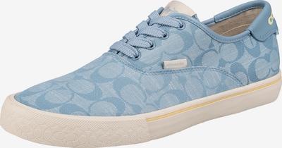 COACH Sneaker in hellblau, Produktansicht
