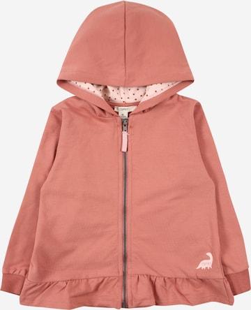 ESPRIT Sweat jacket in Red