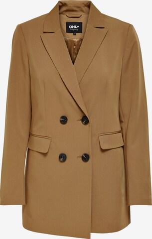 ONLY Blazer 'Mila' in Brown