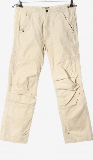 Big Star Jeans Cargohose in L in creme, Produktansicht