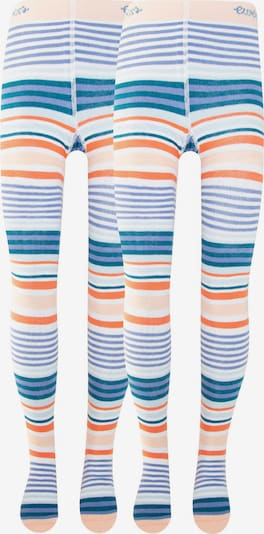 EWERS Tights in Blue / Peach, Item view