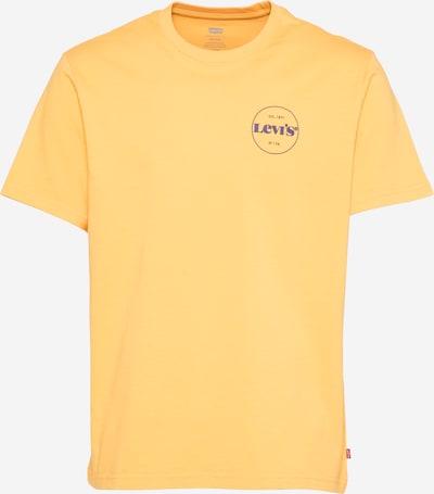 LEVI'S Shirt in de kleur Safraan / Bessen, Productweergave