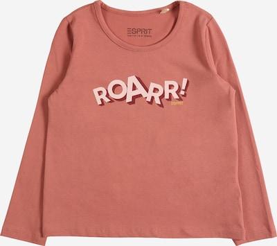 Maglietta ESPRIT di colore giallo / rosé / rosa chiaro, Visualizzazione prodotti