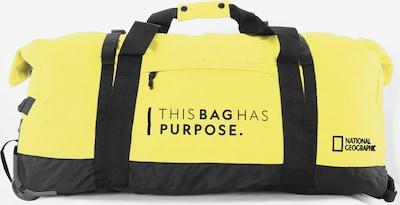 National Geographic Reisetasche 'Pathway' in gelb, Produktansicht