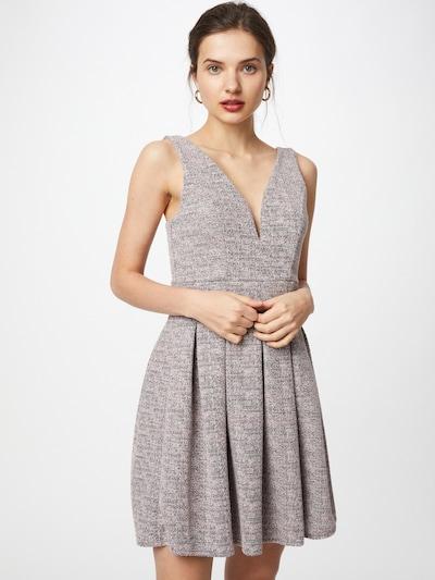WAL G. Kleid 'SALEHA' in grau / pink / schwarz, Modelansicht