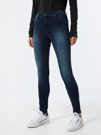 Džinsai 'Nora' iš Tommy Jeans , spalva - tamsiai mėlyna: Vaizdas iš priekio