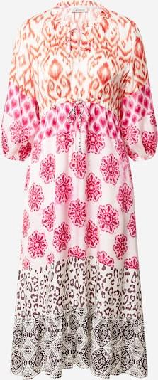 Grace Kleid in beere / orange / pink / schwarz / weiß, Produktansicht