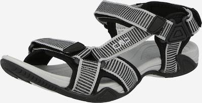 CMP Sandaalit värissä harmaa / musta, Tuotenäkymä