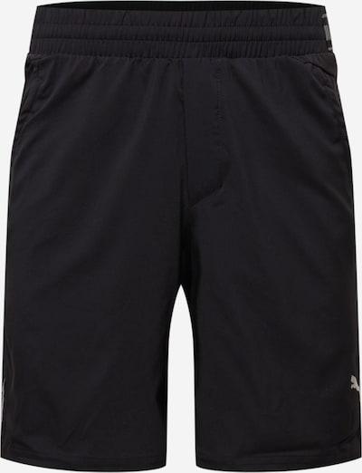 PUMA Sporta bikses, krāsa - melns, Preces skats