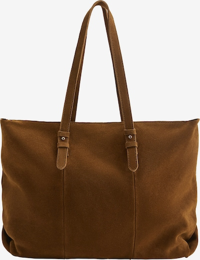 MANGO Nákupní taška 'Carla' - okrová, Produkt